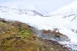 Банные источники на Камчатке