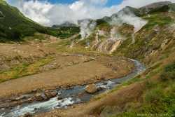 Река и система Гейзеров