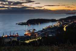 морской порт Петропавловска