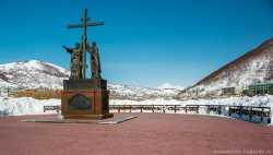 зимний Петропавловск-Камчатский