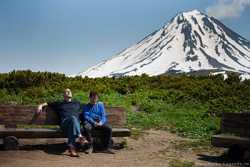 обзорная площадка Вилючинский вулкан