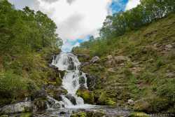 Водопады Вачкажца