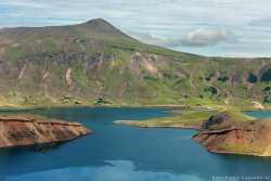 озера вулкана Ксудач