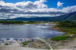 озеро Дальнее Узон