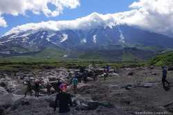Маршруты пеших походов по Камчатке